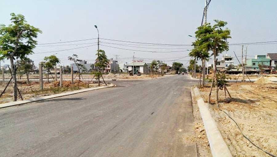 land in Da Nang