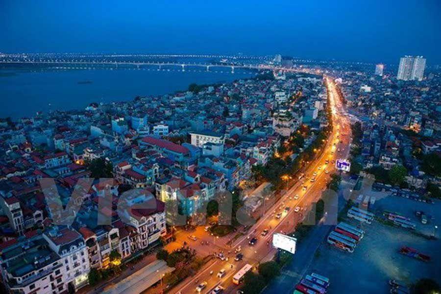 Hanoi builds intelligent city