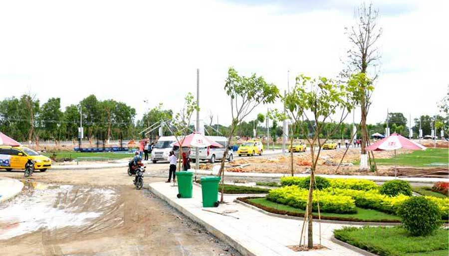 Cat Tuong Phu Sinh project