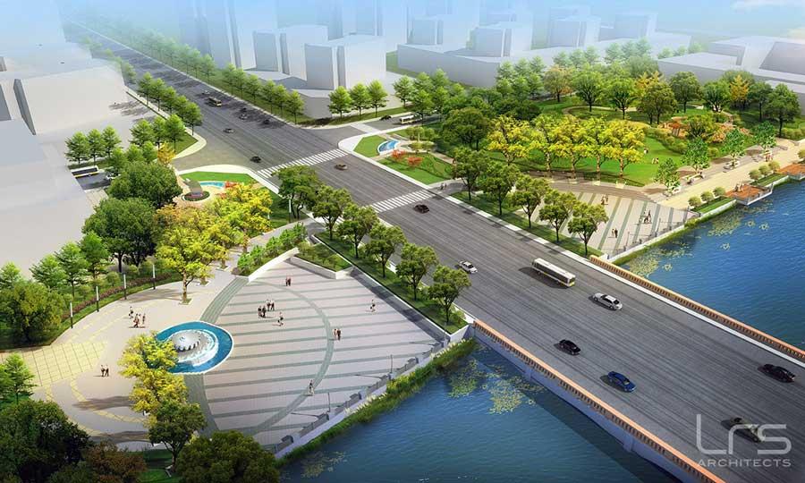 River Park project