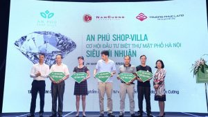 An Phu Shop - villa, opportunity to invest in villas on the front of Hanoi street with super profits