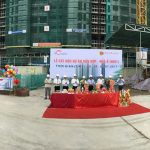 Nam Cuong group to top the roof of anland project