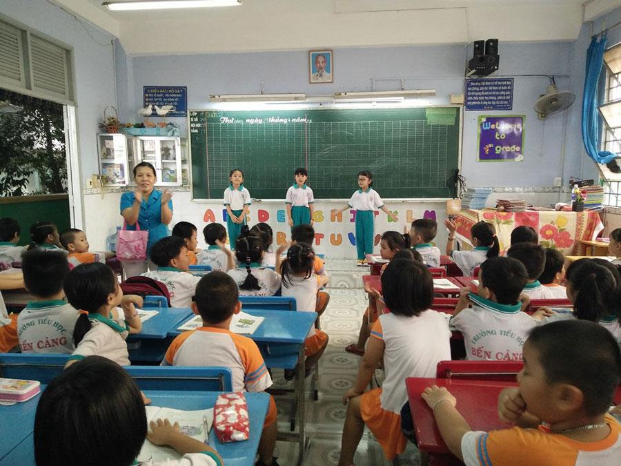 Ben Cang Primary School