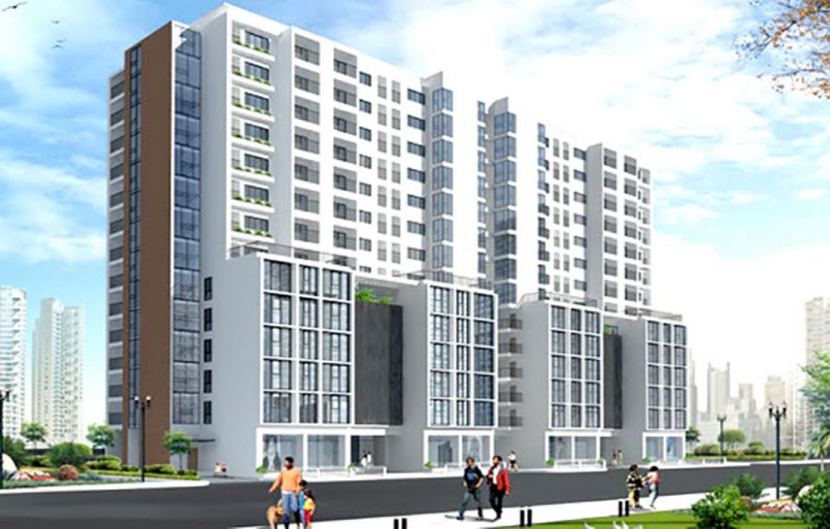 Cheap apartment project in Ton Duc Thang, Dong Da