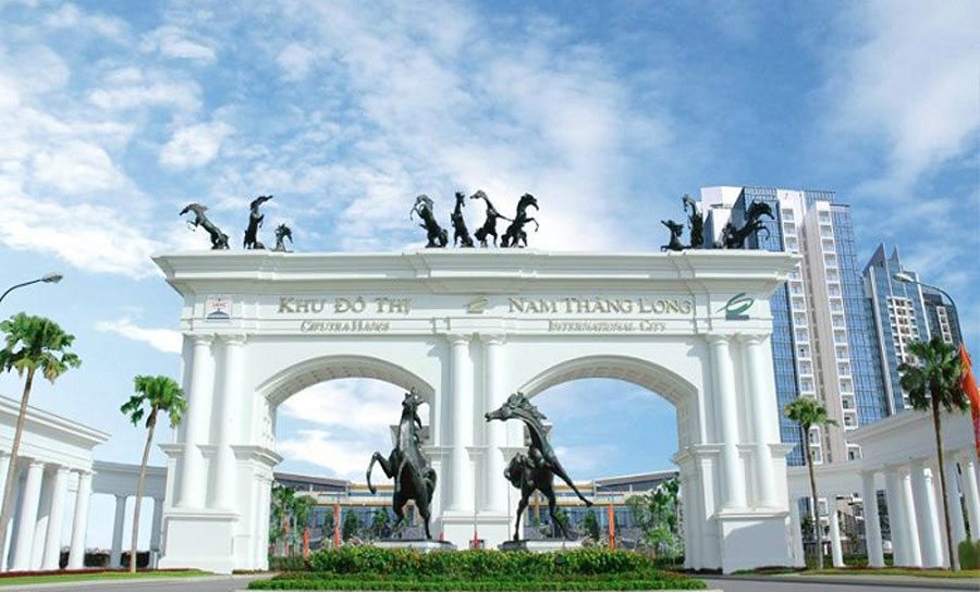 Ciputra - Nam Thang Long