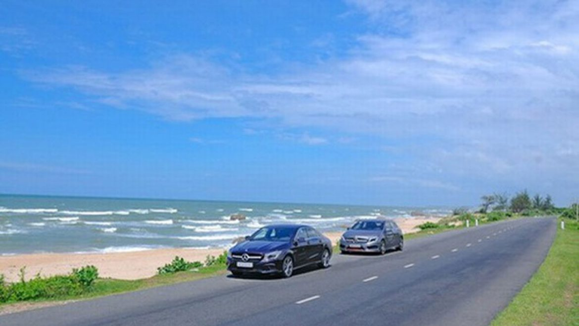 to be complained by businesses, it is necessary to review coastal roads