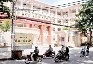 Dang Tran Con primary school