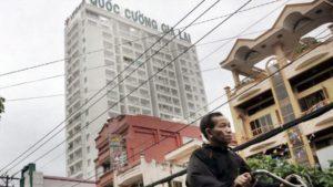 Despite of negative money flow, Quoc Cuong Gia Lai still disclosed huge profit