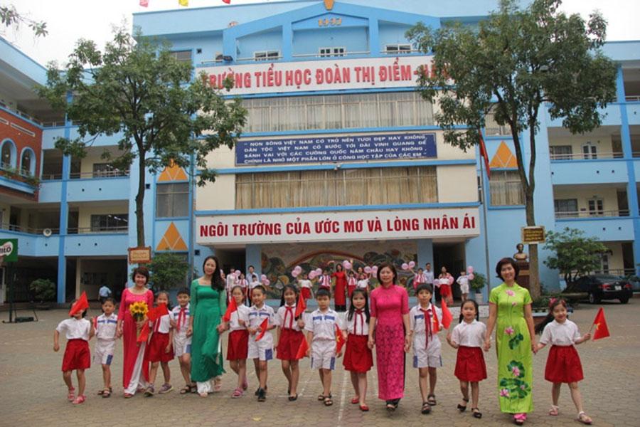 Doan Thi Diem Primary School
