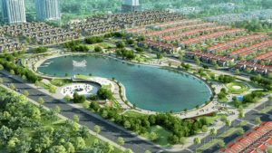 Nam Cuong group to cover green 200 hectares of the urban area
