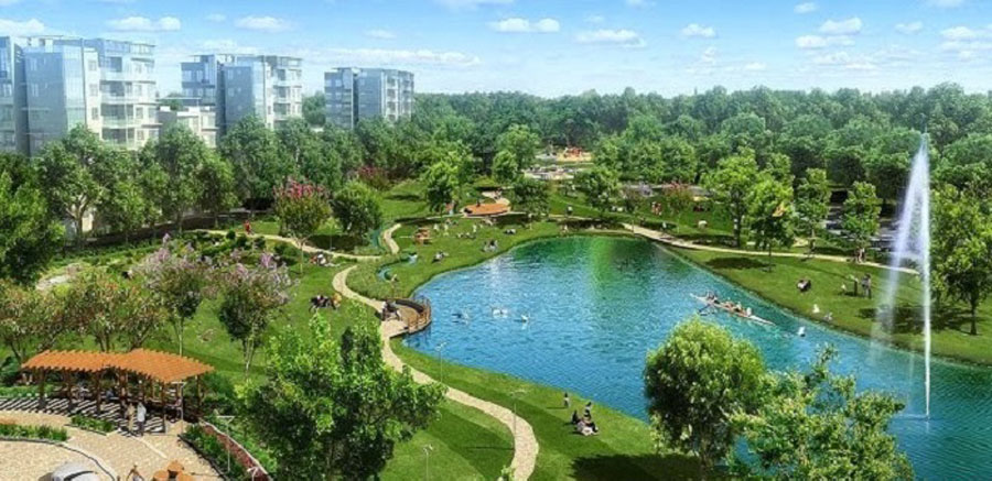 Ecopark Ecological Town