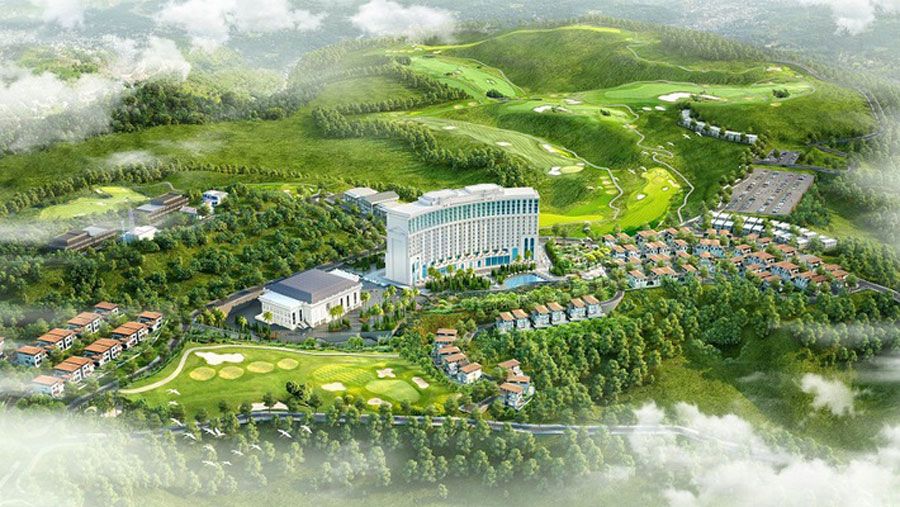 FLC to ring new resort trend to ha long