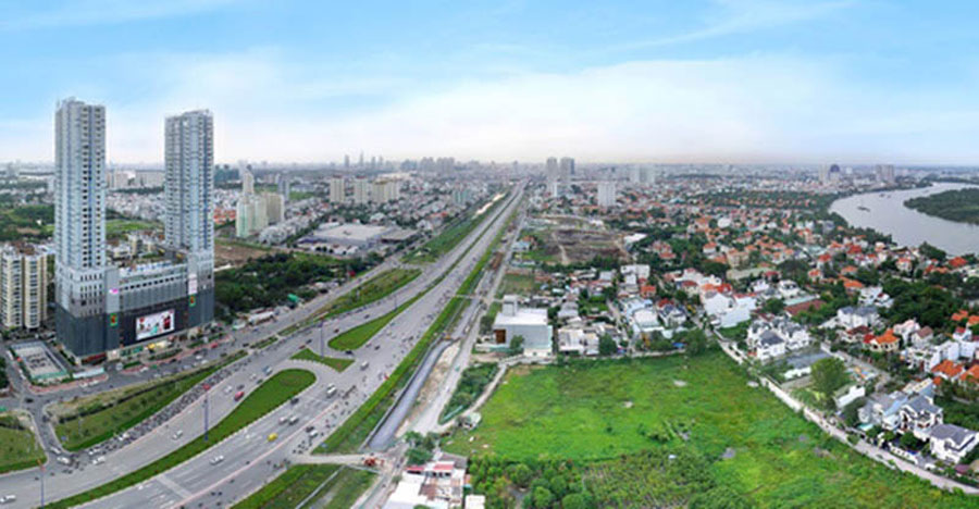 Fixed land price in hcm to equal the market price
