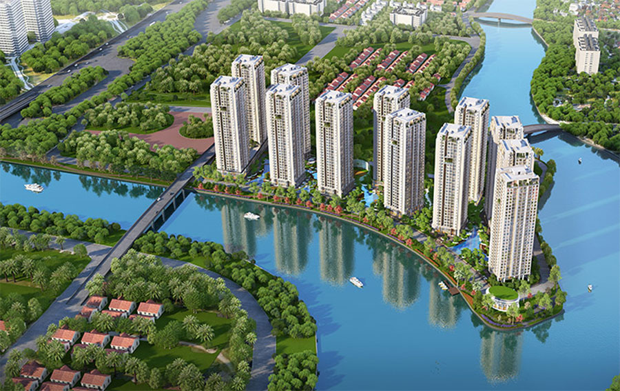 Gem Riverside project