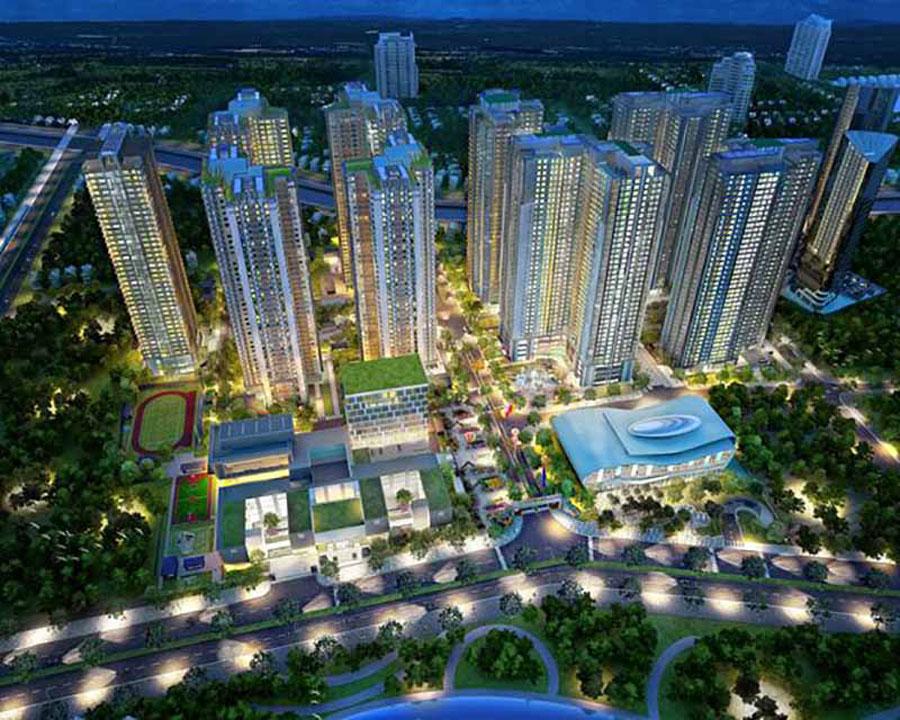 Goldenmark City New Condominium Project