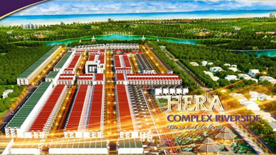 Hera Complex Riverside project