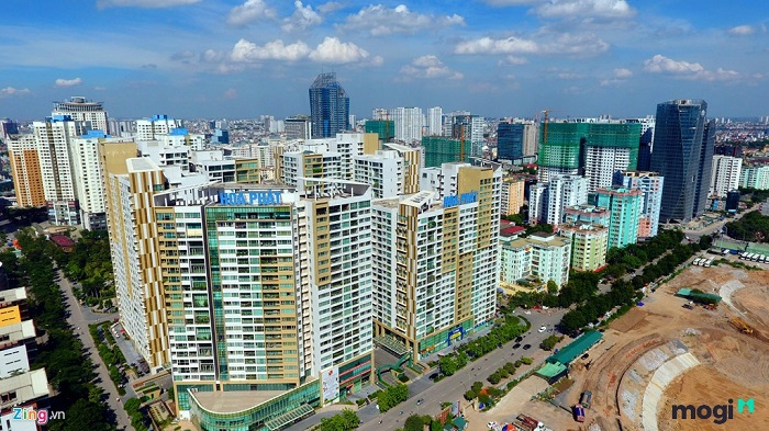 urban areas in Hanoi is worth living