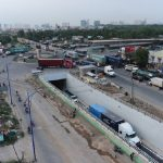 The roads to Cat Lai and Tan Son Nhat will be more open