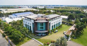 Land in industrial parks in Ho Chi Minh City