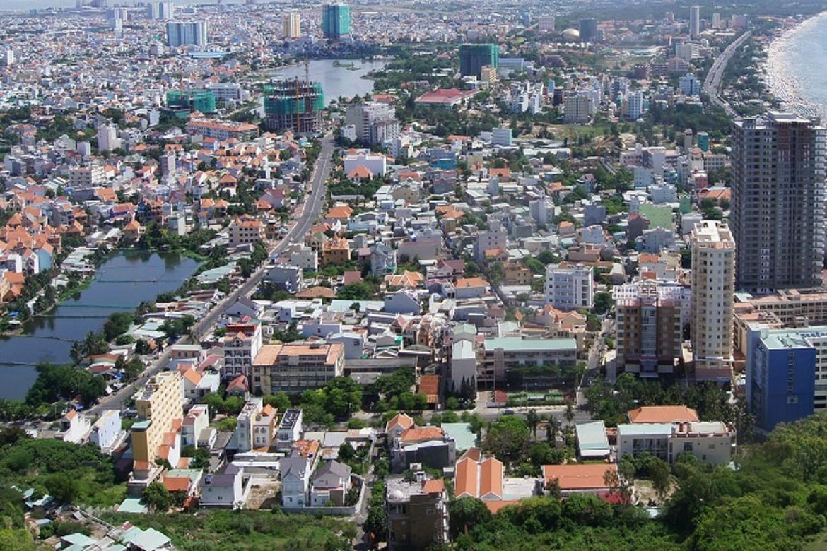 Land prices in Vung Tau