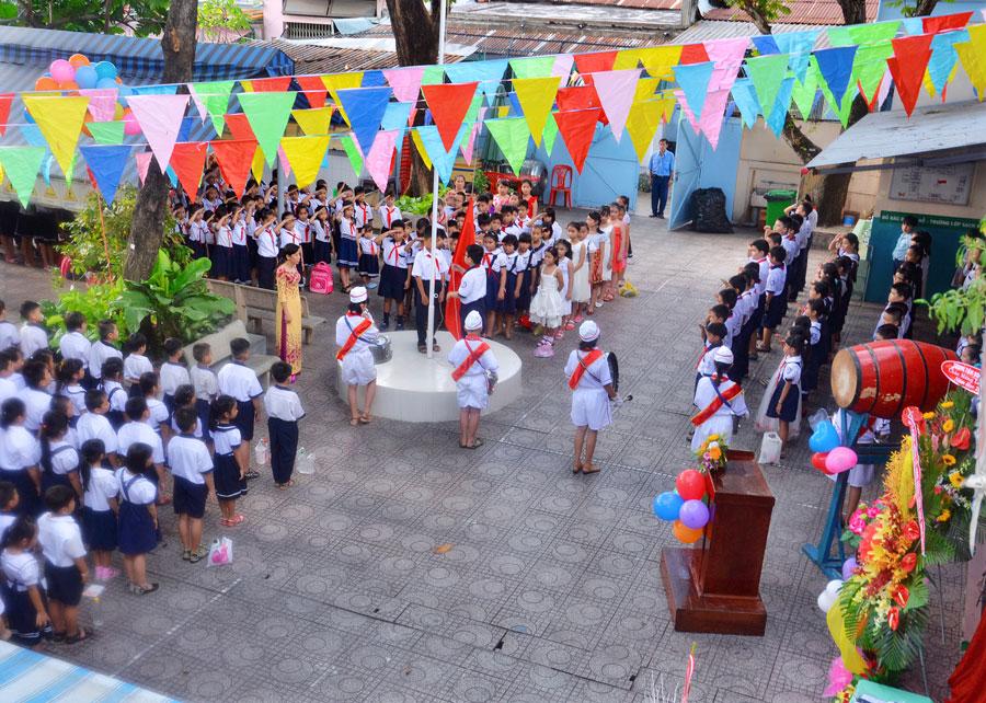 Nguyen Hue primary school 1
