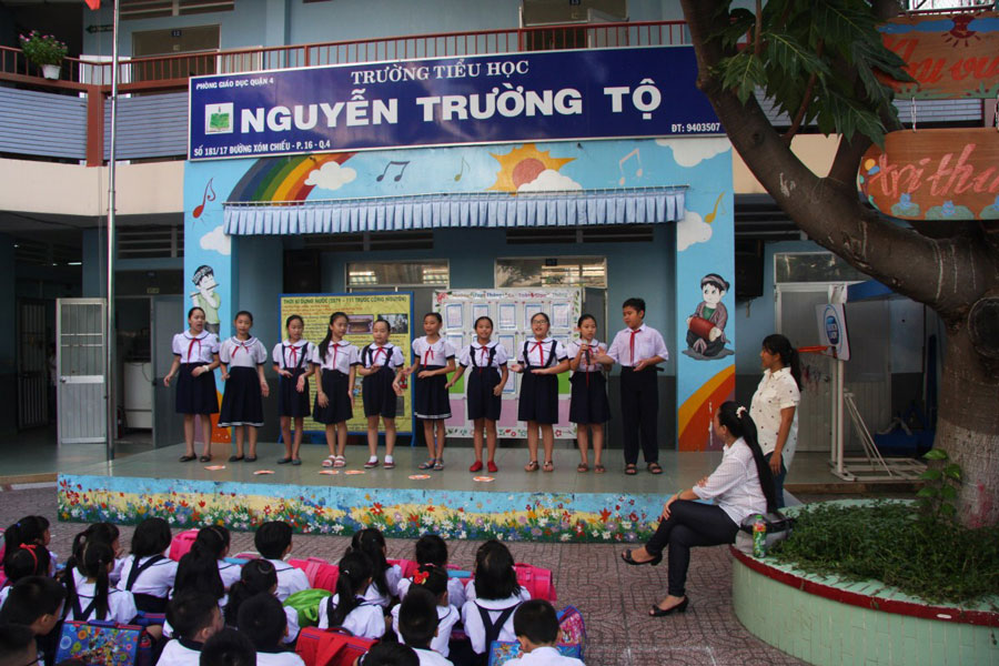 Nguyen Truong To Primary School