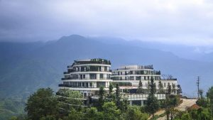 Overview of PAO's Sapa Leisure Hotel