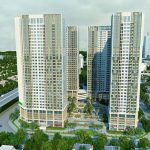 Real estate projects in Hanoi with the price of trillions dong