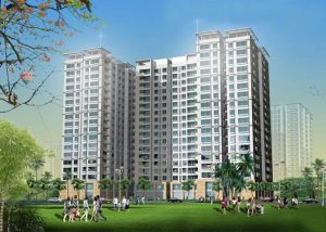 Overview of the Petroland apartment project