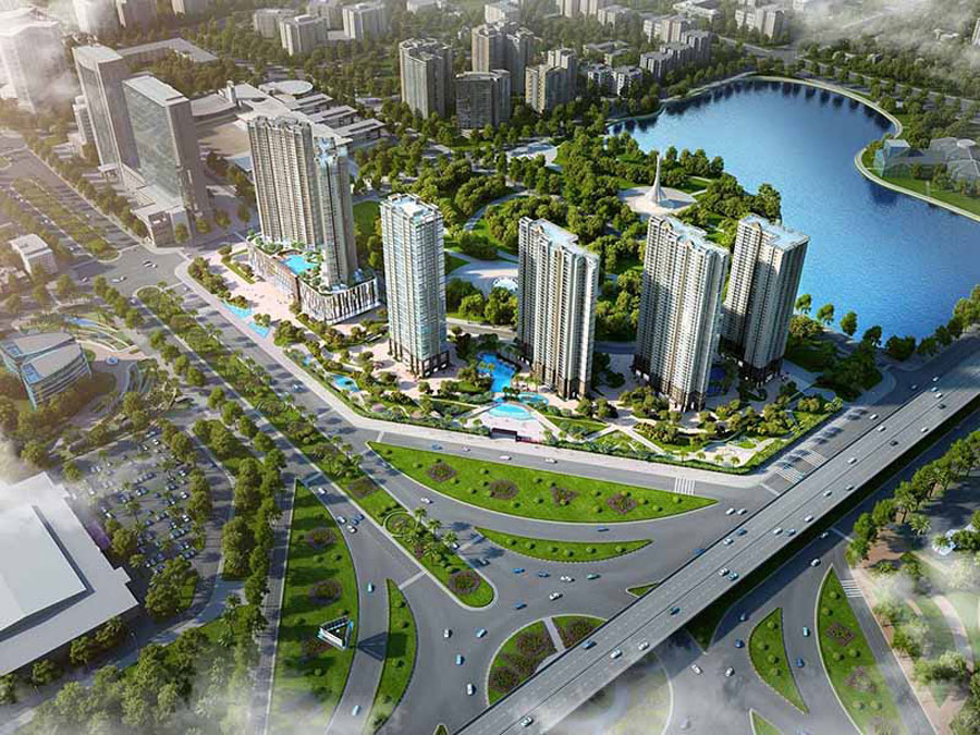 Real estate in Thanh Xuan
