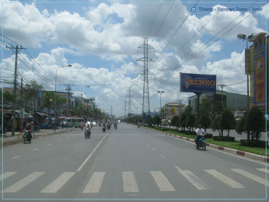 Real estate is located in Ho Chi Minh City