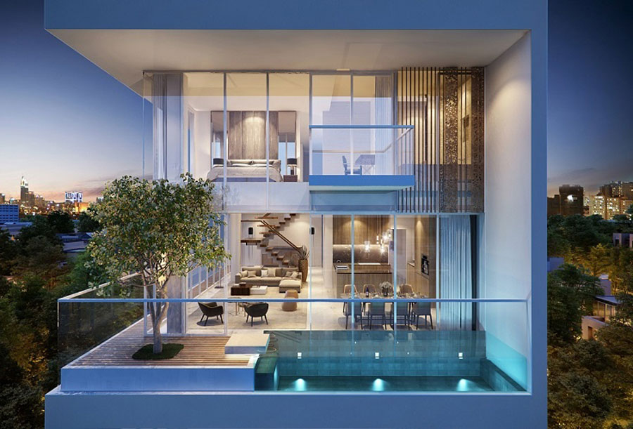 Saigon-Mysteri-Villas-project