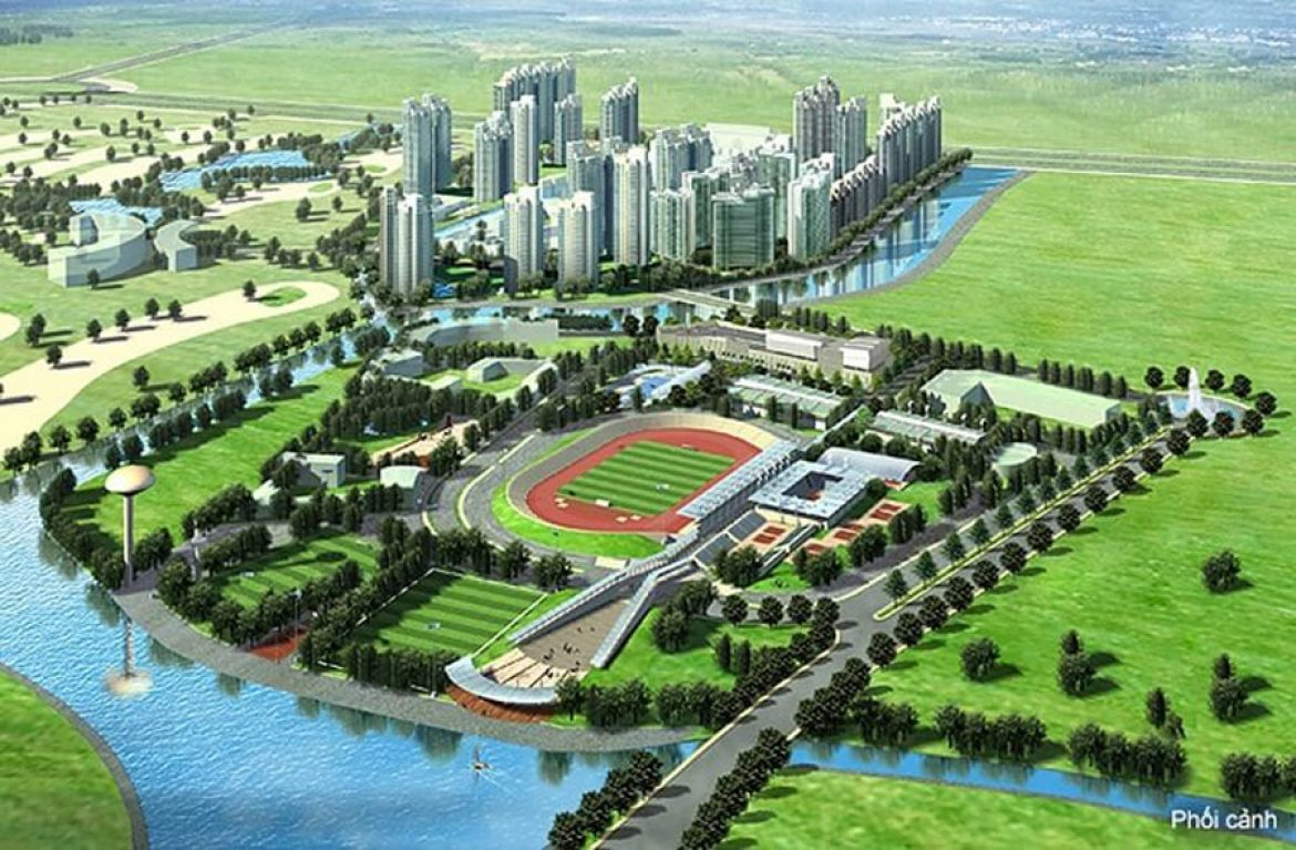 Saigon sport City project