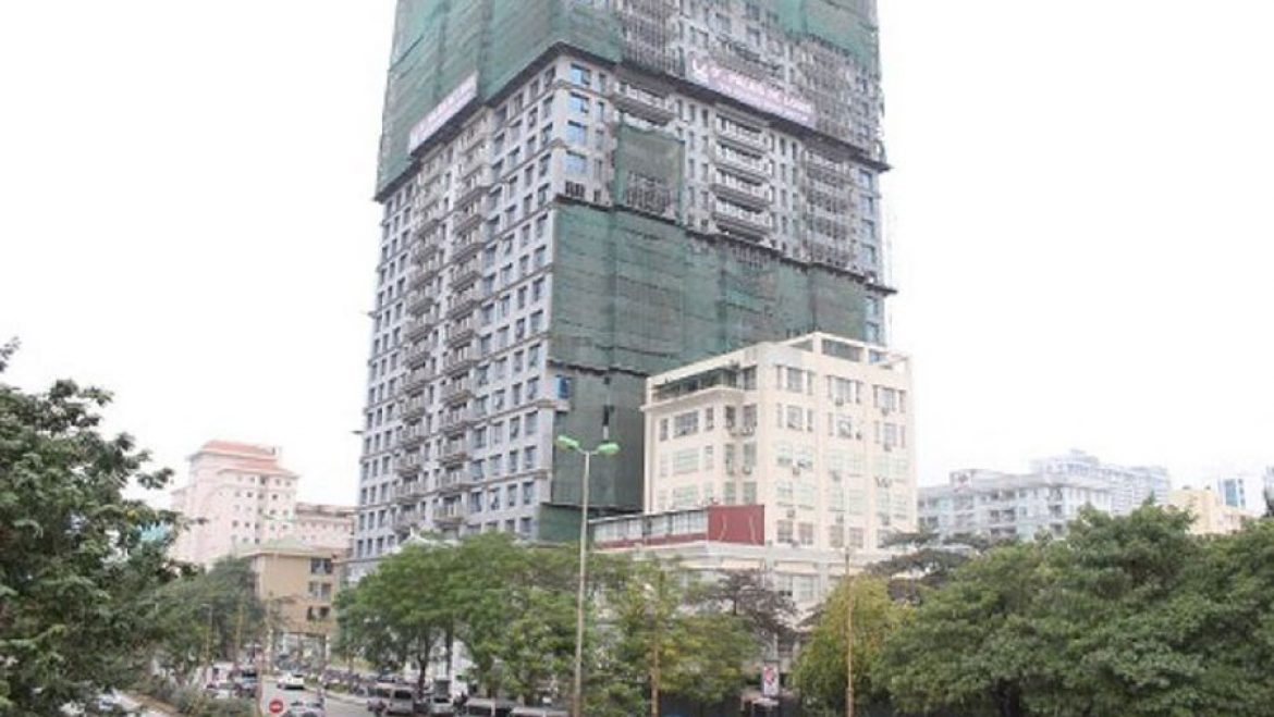 Tan-Hoang-Minh's-housing-project-in-the-east-of-Nghia-Do-Lake