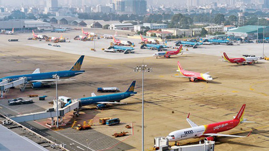 The Prime Minister decided to build a passenger terminal of 200,000sqm in the south of Tan Son Nhat Airport