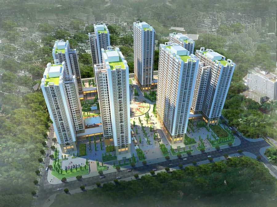 Tecco Town Binh Tan