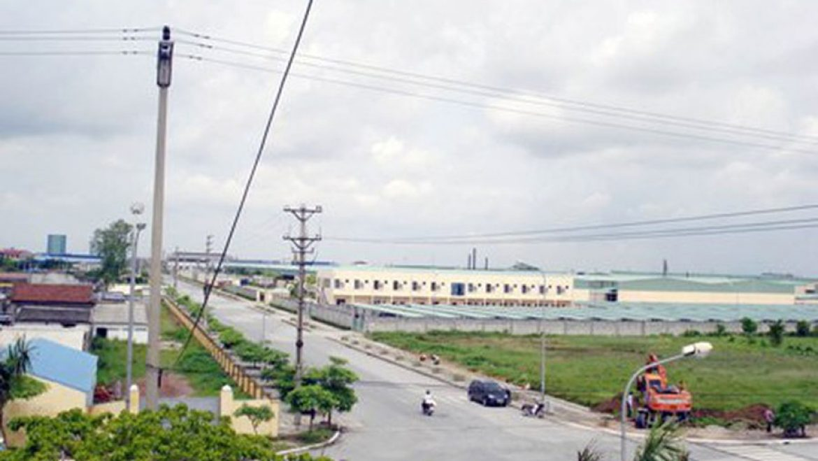 the government decided to establish thai binh economic zone