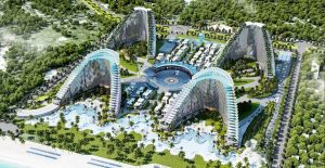 The Arena resort