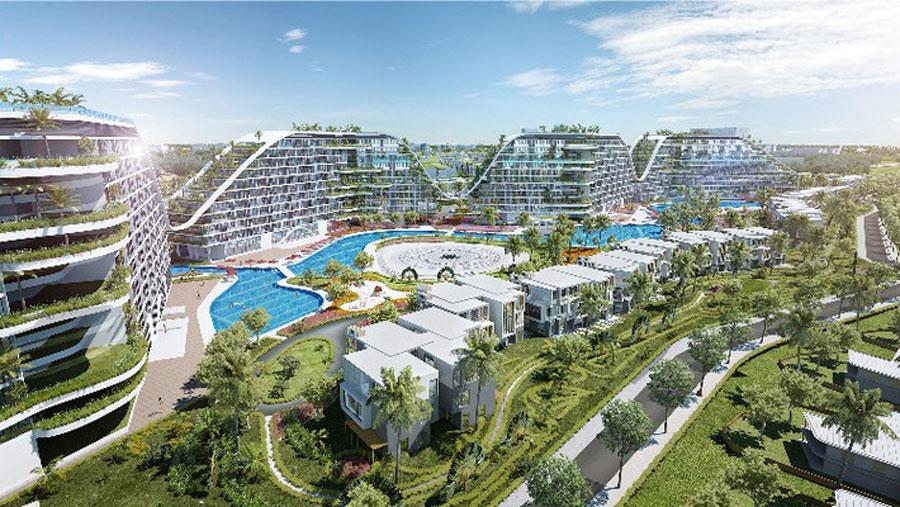 The Coastal Hill project
