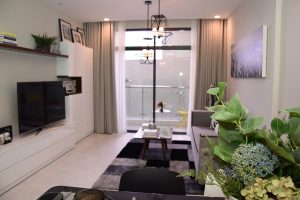 The Gold View apartment
