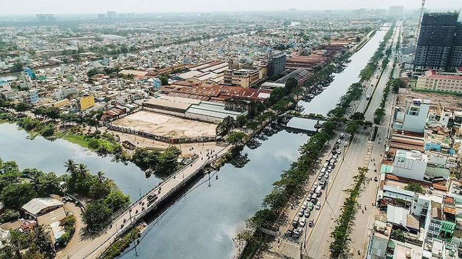 Saigon South is the key investment area of  HCM in the coming time