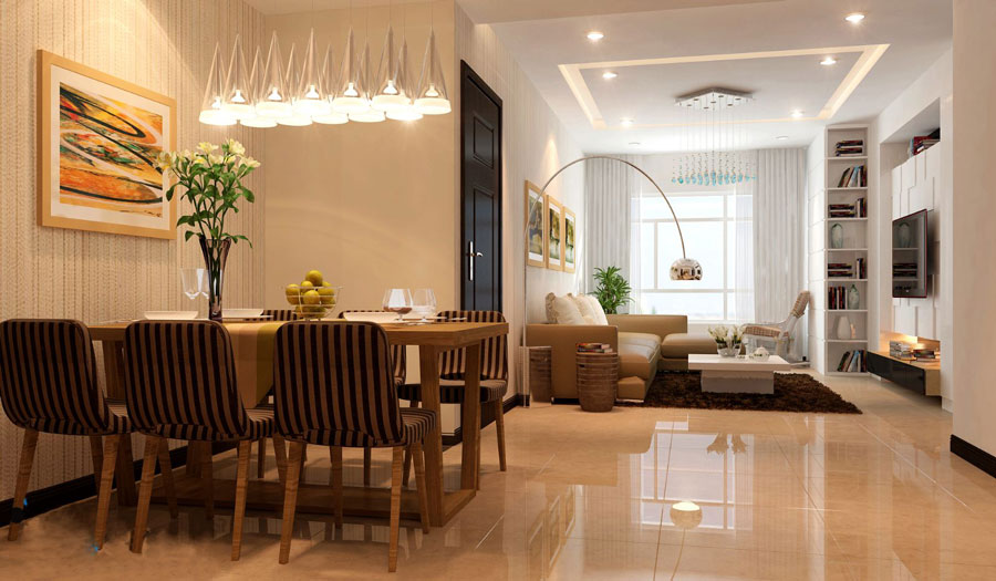 The rental rate of apartments in our country is highly appreciated