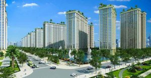 The urban super-project named Vinhomes Starcity Center
