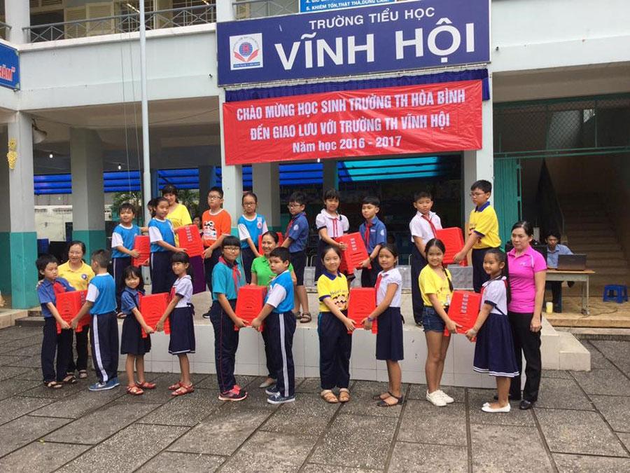 Vinh Hoi primary school