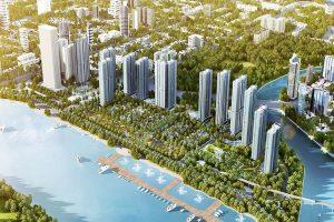 Vinhomes Golden River project