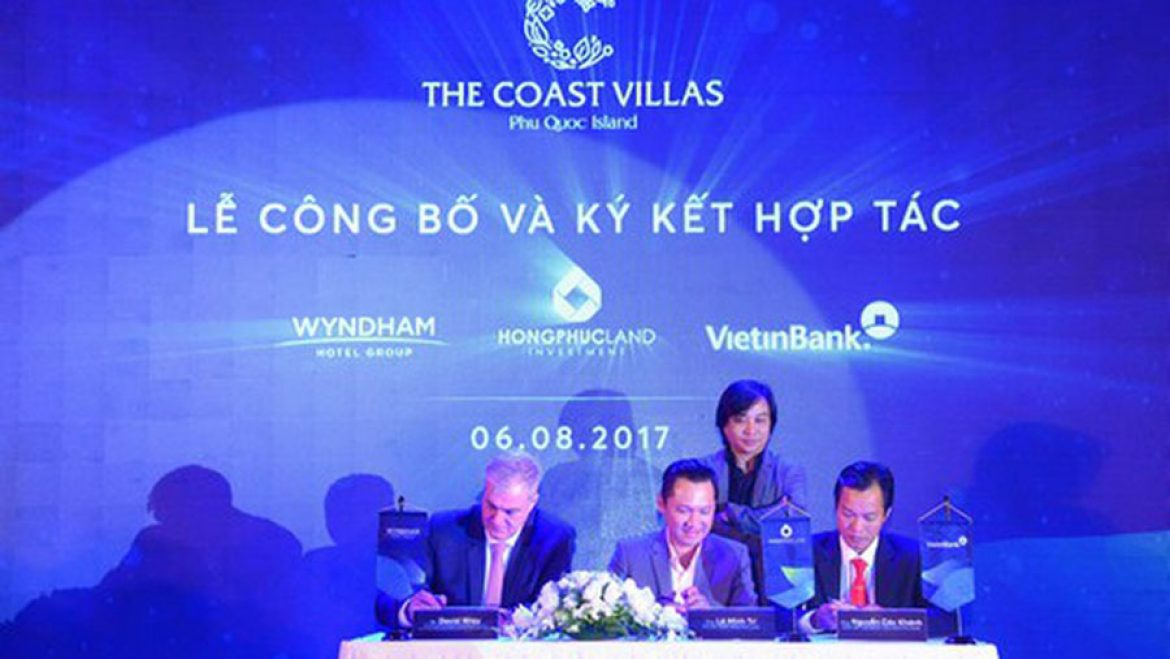 Wyndham Garden Phu Quoc to accompany with leading brands