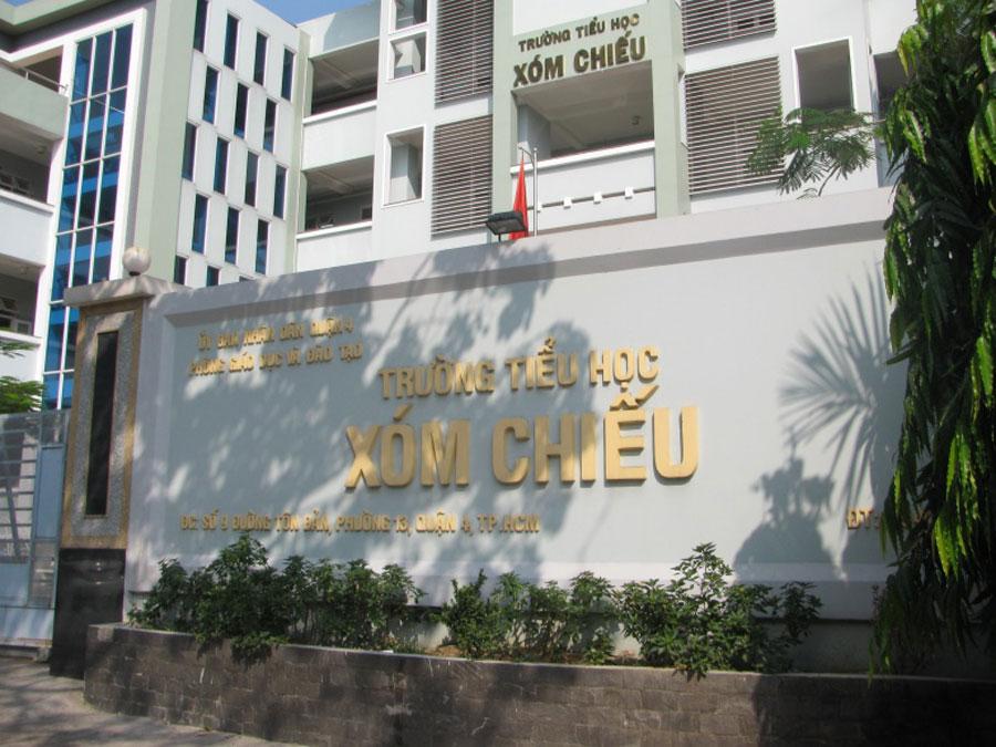 Xom Chieu Primary School