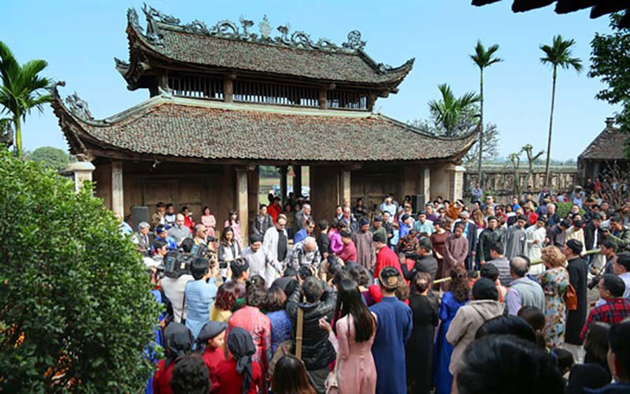 Xuan Lam village