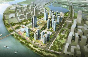 Eco Smart City Thu Thiem