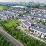 Hanoi real estate blossomed green urban trend in 2018